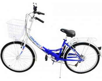 Compact RTM 24 (White/Blue)