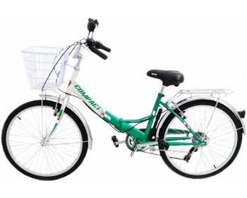 Compact RTM 24 (White/Green)