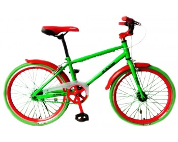 Junior 20 (Green/Red)